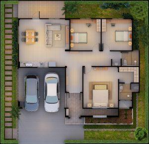 1 Storey 1st Floor