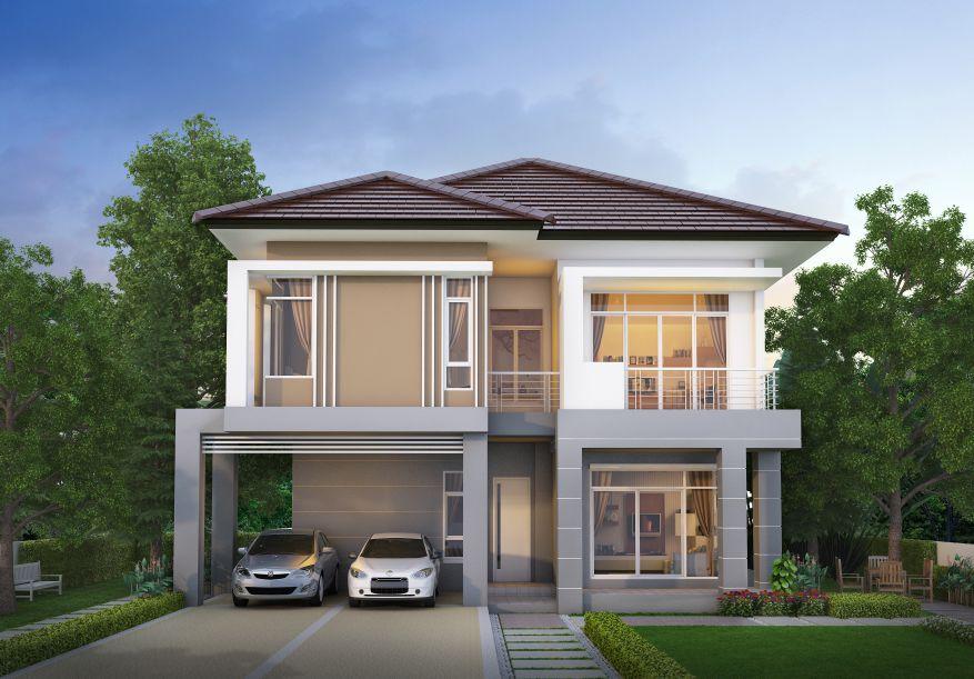 บ้านสวยน้ำใส