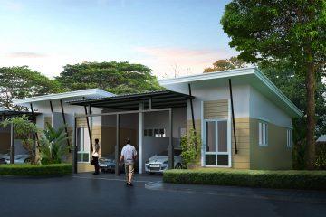 บ้านสวย พารากอน ทาวน์เฮ้าส์
