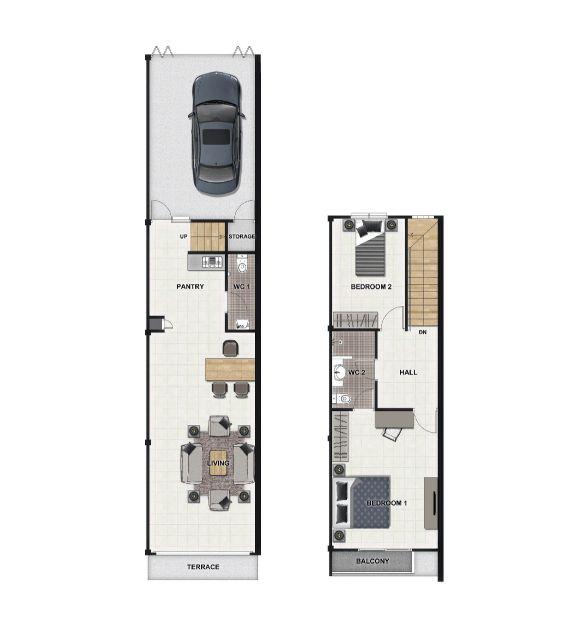 baansuay-lang-suan-2-floor